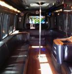 Limousine Excursions Party Bus